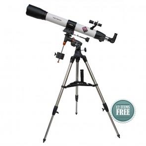 Buy Startracker 80/900 EQ3 Refractor Telescope | 10kya.com Star Gazing Store Online
