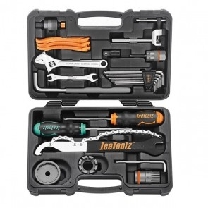 IceToolz 82F4 Essence Tool Kit