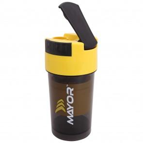 buy Mayor Hurricane-Shaker 600ml   MSB2000-Yellow-Black best price 10kya.com