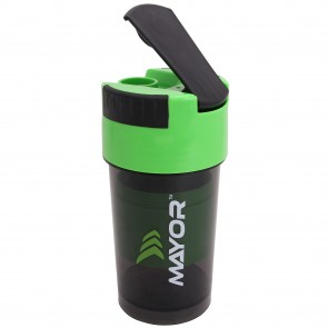 buy Mayor Hurricane-Shaker 600ml | MSB2000-Green-Black best price 10kya.com