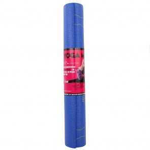 Mayor 4MM Yoga Mat-MYM500 | Blue