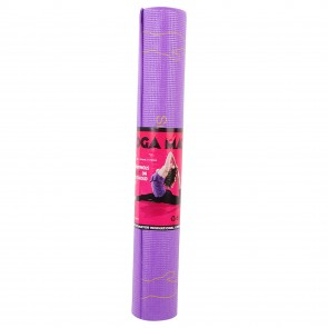 Mayor 4MM Yoga Mat-MYM500 | Purple