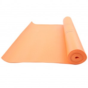 buy Mayor 4MM Yoga Mat-MYM500 | Orange best price 10kya.com