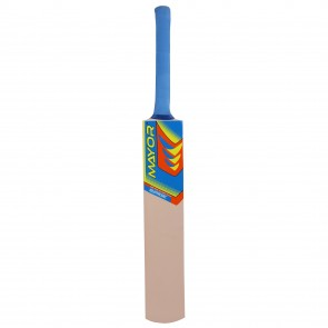 buy Mayor Natural Color Popular Willow Tennis Bat-MCTB1000 best price 10kya.com