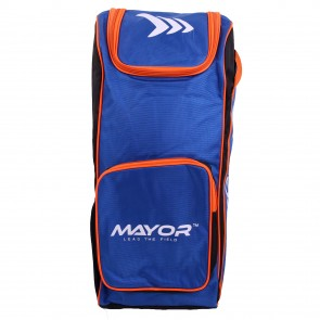 buy Mayor Blue-Orange Junior Star Cricket Kit Bag-MJB1000 best price on 10kya.com