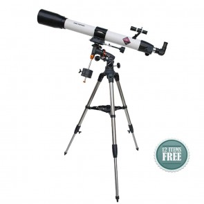 Buy Startracker 90/1000 EQ3 Refractor Telescope | 10kya.com Star Gazing Store Online