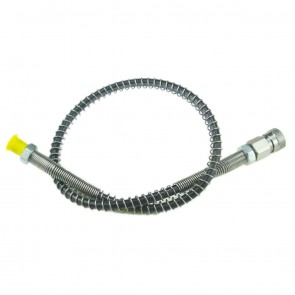 High Pressure Hose Pipe | 63Mpa/9000PSI w/8mm Quick Connector for PCP to M10*1 Male Thread | 10kya.com