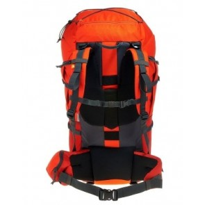 Large Rucksack 60L on Rent | Forclaz 60 Backpack Red | 1809071 | Rental-All-India