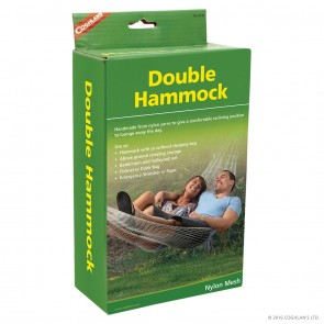 Buy Online India Coghlans Double Hammock | 112 | 10kya.com Coghlans India Adventure Store Online
