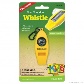 Buy Online India Coghlans Outdoor Products | Kids Four Function Whistle | 240 | 10kya.com Coghlans India Store Online
