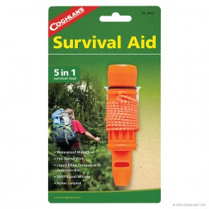 Buy Online India Coghlans Survival Aid | 8634 | 10kya.com Coghlans India Adventure Store Online