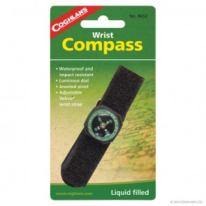 Buy Online India Coghlans Wrist Compass | 8652 | 10kya.com Coghlans India Adventure Store Online
