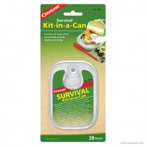 Buy Online India Coghlans Survival Kit In A Can | 9850 | 10kya.com Coghlans India Adventure Store Online