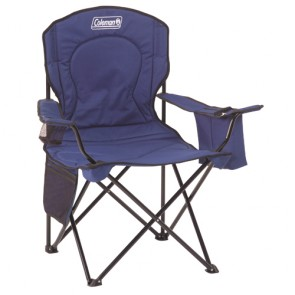 Coleman Chair Adult Quad With Cooler-Blue   2000020266