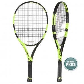 Babolat PURE AERO Junior 26 Racquet | Pre-Strung | Yellow Black [ HSN 95