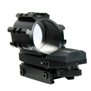Line of Sight | Holographic Red-Green Dot Sight Advanced Rising Mount | 10kya.com Scopes & Sights India