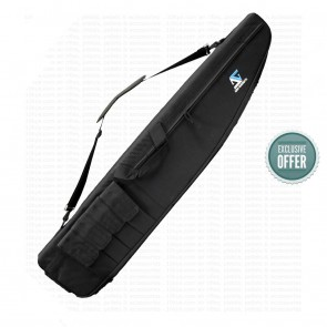 AeroGunSmith Bag Protective Egg Foam For Rifles | 10kya.com Airguns Bags India