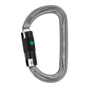 Petzl Am'D-SL Ball-Lock Grey | M34A BL | Carabiner | 10kya.com Petzl Store India