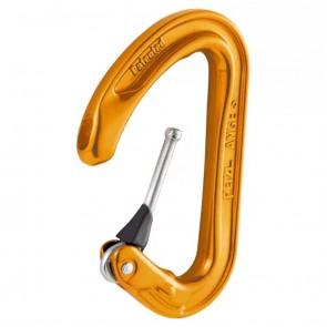 Petzl Ange S Orange   M57 O   Carabiner   Climbing & Mountaineering [ HSN 95