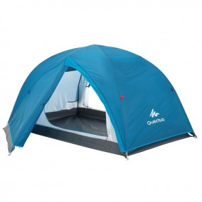 Camping Rental India Advance 2 Person Tent on Rent | Arpenaz 2+ Camping Tent Rental-All-India