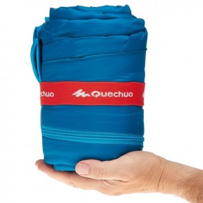Basic Sleeping Bag 25 Degrees on Rent | Quechua Arpenaz 25º Sleeping Bag | Camping Rentals India [HSN 996312