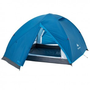 Camping Rental India Advance 3 Person Tent on Rent | Arpenaz 3+ Camping Tent Rental-All-India