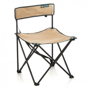 Camping Chairs On Rent | Folding-Chair- Red or Beige | Camping Furniture 1828381