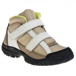 Quechua ARPENAZ 50 MID SHOES BOY | FOOTWEAR UK - 11.5 [ HSN 64