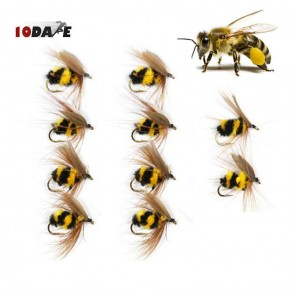 Fishing Lure - Honey Bees Fly Fishing Floating | 10kya.com Fishing Goods Store Online India