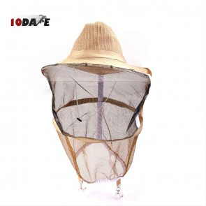 10Dare Professional Bee Keeping Straw Hat | 10kya.com Bee Keeping Safety Gear India