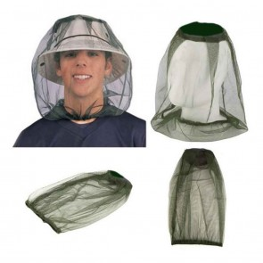 Full Face Mosquito Insect Net Cover for Hat | 10kya.com Outdoor Gear Store India