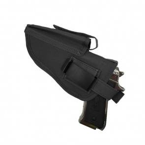 10Dare Belt Holster Right & Left Hand for Air Pistols | Ambidextrous | Pistol Pouch & Bags | Black [HSN 4202
