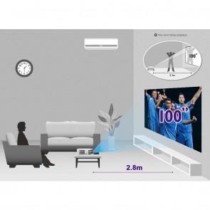 BenQ W1050 Full HD 1080P 3D DLP Projector | Sports/Movie Large Screen Projectors | HSN 90021100