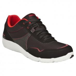 NewFeel ACTILIGHT BLACK GREY | FOOTWEAR UK - 9.5 [ HSN 64