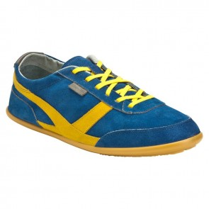 NewFeel Many-Leather-Blue-Yellow -9.5 UK|1690726 [ HSN 64 | UK 9.5