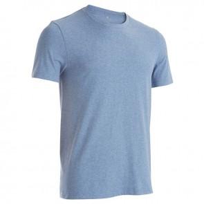 Domyos Athletee Organic Tshirt Blue 2XL