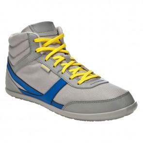 NewFeel MANY MID GREY YELLOW | FOOTWEAR UK - 5.5 [ HSN 64