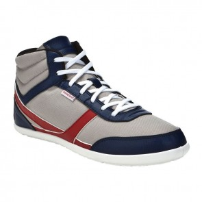NewFeel MANY MID GREY RED UK - 5 [ HSN 64