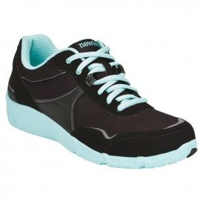 NewFeel ACTILIGHT BLACK BLUE | FOOTWEAR UK - 3 [ HSN 64