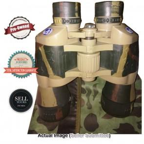 Buy Pre-Owned Breaker Cobra Binoculars 750 20x50 | 20X Power | 50mm Object Lens Dia | Birdwatching & Adventure Binoculars | Buy Sell Imported Binoculars, Scopes
