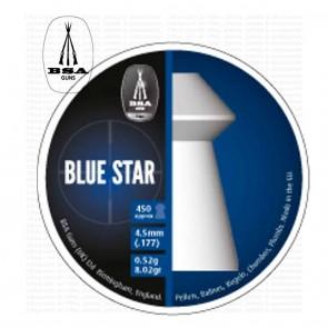 BSA Blue Star Pellets | 0.177 4.5mm | 450 | 10kya Airgun India Store
