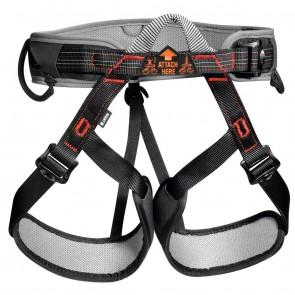Petzl ASPIR Adjustable Padded Harness | Climbing & Mountaineering | C24