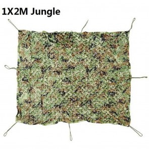 10Dare Camo Net Cover for Car & Equipment | Jungle | 10kya.com Wildlife Birwatching Store Online