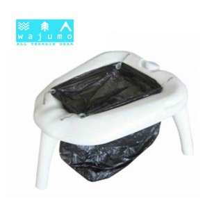 Wajumo-ATG Camping e-Pot Toilet with Jet Spray | 10kya.com Outdoor Gear