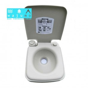 Deluxe Camping Toilet on Rent | Wajumo-ATG e-Pot | 10kya.com Camping Rental India