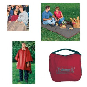 Coleman All Outdoors 3-in-1 Blanket | 2000012444 [ HSN 85131090