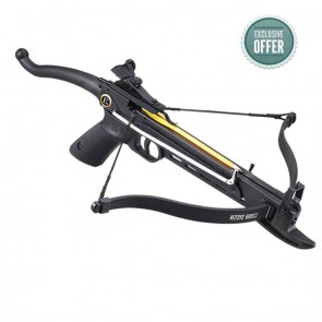 EK Archery Cobra Pistol Plastic Xbow Black  | Pistol Crossbows | Archery Bows & Arrows [ HSN 95069990
