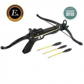 EK Archery Cobra Pistol Plastic Xbow Black | 10kya.com Archery Store Online