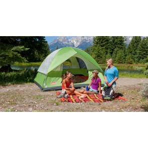 6 Person Tent on Rent | Coleman Sundome 6 Tent on Hire for Camping | 2000007826 [HSN 996312
