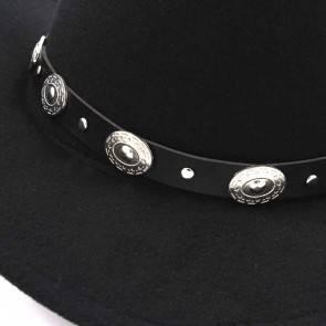 10Dare Cowboy Hat   Black   Stetsons, Fedoras, Sombreros Sun Hats   Pure Felt Material Light Tan Colour   Outdoor Headgear [HSN 6501